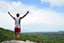 Views over Koh Phangan