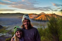 Mount Bromo & the crater lake
