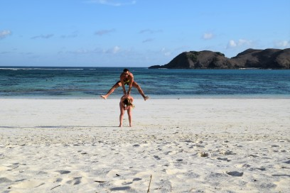 ....Or just mess about on the beaches (Lombok, Indonesia)